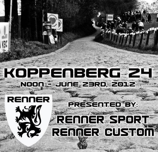 Koppenberg 24 - June 23rd, 2012