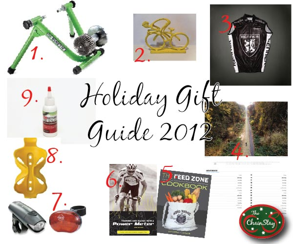 Cyclist Holiday Gift Guide