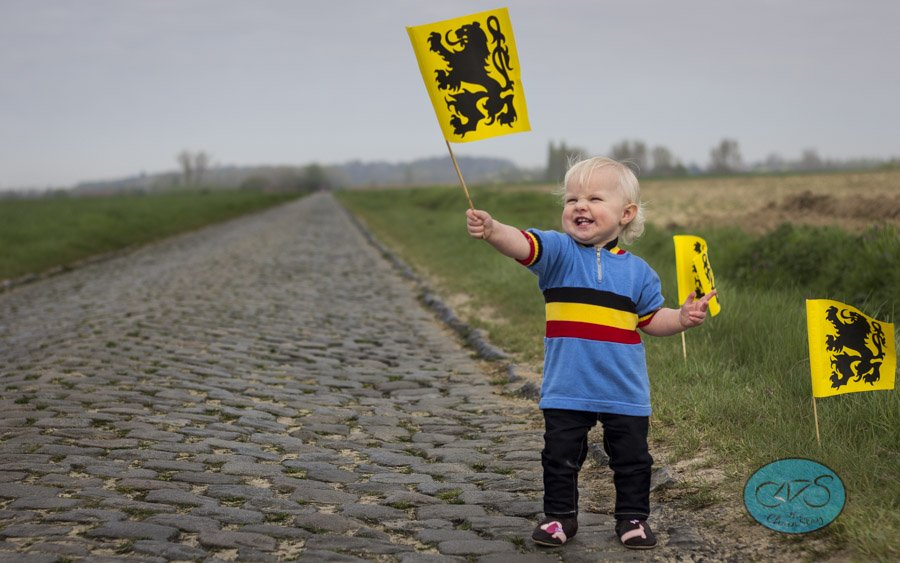 Passion for the Cobbles, Belgium and Tour of Flanders - Evelyn Germer, Copyright Gregg Germer