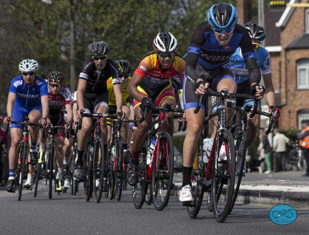 Kruishoutem Belgium Kermis Cycling Race - Dominique Mayo