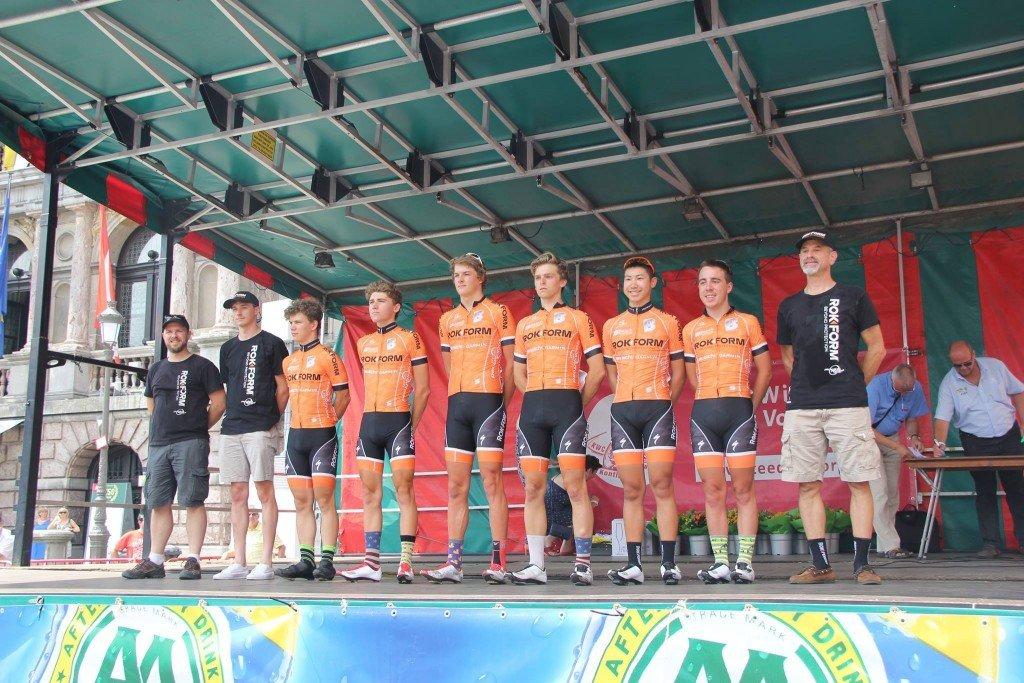 Sint Martinusprijs Kontich with the Rockform Devo Team 2015